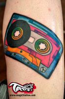 TAPE TATTOO BY MAGIC by magicstattoostudio