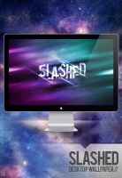 Slashed Wallpaper by jlgm25