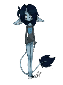 Stilhed (For an Art Trade) by Rainb0t