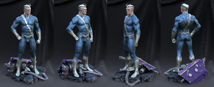 David Giraud Quicksilver by mojette