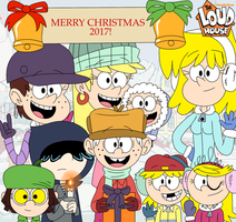 TLH - Merry Christmas 2 by Yeguscus