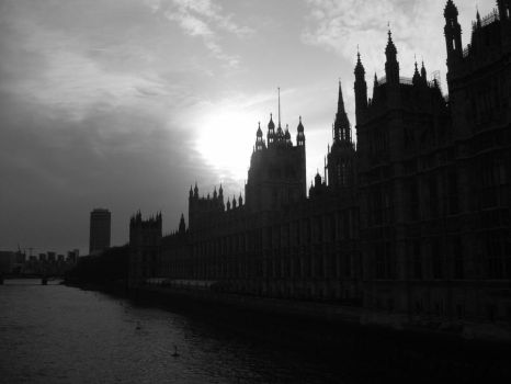Houses of Parliament by agnese9