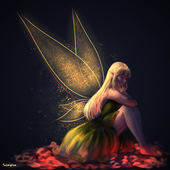 Fairy by Scorpieee