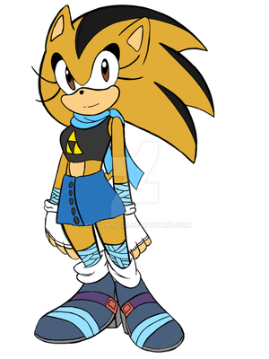 Kage The Hedgehog - BOOM STYLE by Kmgaming29