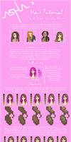 Asha's Hair Tutorial 3- Curly by Icecradle