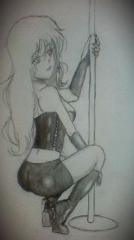 Stripper (Uncolored) by TwistedGrimm
