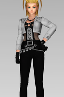 [MMD] Larxene Casual Download by MariCorsair