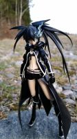 Black Rock Shooter by Zeros-pain