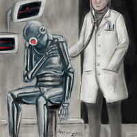 Doctor, What's Wrong With Me? by hectigo