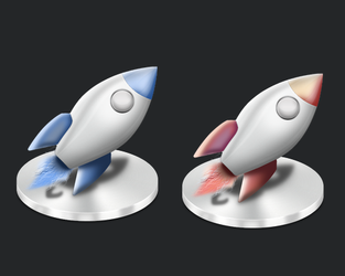 Launchpad icon 3d by ArKaNGL300