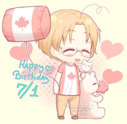Happy Canada day! -2018- by xKuro-Usagi