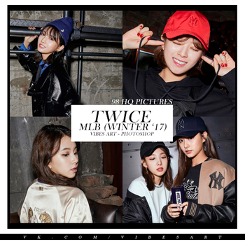 Twice - MLB (Winter 17) / photopack by TotomatoKim