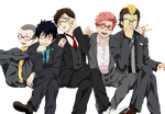 ANE Boys elegance by Narusailor