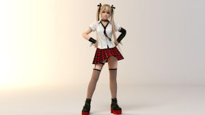 Marie Rose by CeCeFever