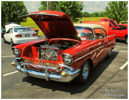 1957 Chevy Bel Air by TheMan268