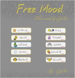 Free Mood For Forum by Zara-Girl