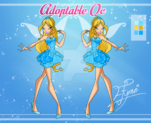 SOLD: Adoptable Oc (5) by Efyme