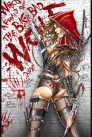 Red Riding Hood no 3 v2 by jamietyndall