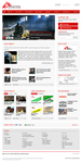 MSF UAE Website Redesign by kono