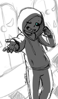 Dancetale .:Sans: by Jenetiik