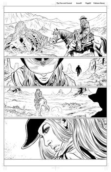 The Few and Cursed Issue 01 pg02 FabianoNeves by FabianoNeves