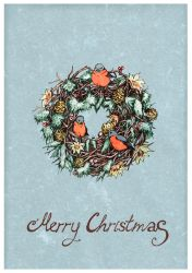 Holiday cheer, with birds by AnkaS