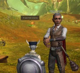 OBAMA IS FOUND IN AION by rakyuu