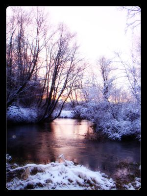 Cold River II by oXgN