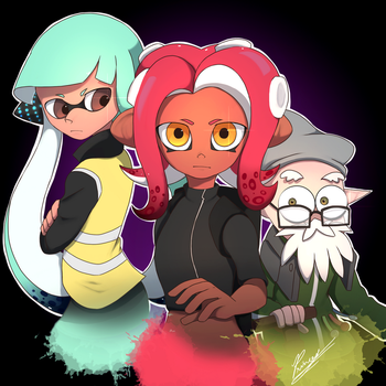 Octo Expansion by LuckyCessy