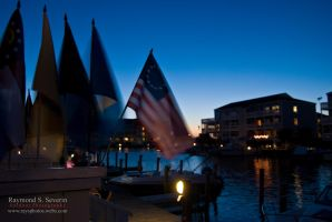 4th of July Evening by LenseMan