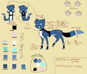 Full Reference of Wintergreen by Puzzle-5