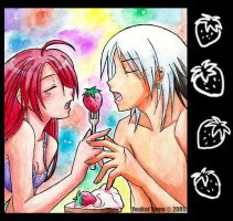 My Strawberry Lover by YoukaiYume
