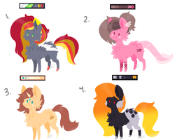 Theme MLP Adoptables [1/4 OPEN] by RoyalSwirls