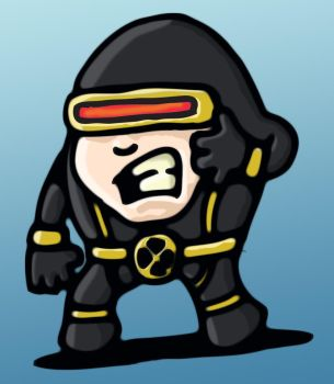 Cyclops by stuartmcghee