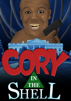 Cory in the Shell by NAveryW