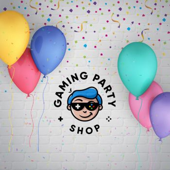 Gaming Party shop by teamLogomachine