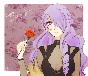 [fe: if] formal camilla by 82works
