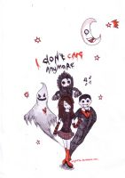 I dOn't CaRE AnyMorE... by ally81876
