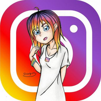 [Humanized] Instagram by DragoaElementar
