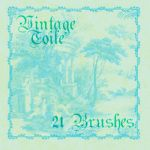 Vintage Toile by pippi0615