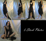 Goth stock pack by 3corpses-in-A-casket