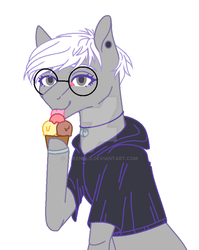 icecream - without shadows by QueenBlo
