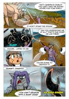 Issue Three Page Seventeen by the-gneech