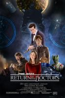 Time Wars - Return of the Doctors by KPants