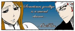 Orihime et Renji are moving on by rankin24