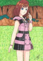 KH3: Kairi by SailorMiha