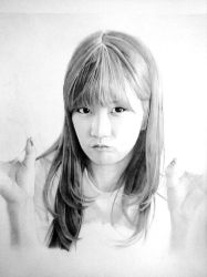 INC   [APink] Chorong~ by jns701