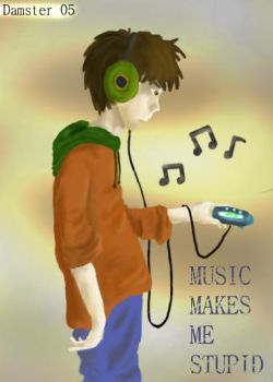 Music by Damster