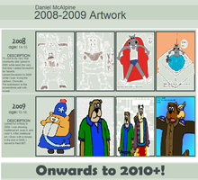 2008-2009 Art Improvement meme by animetolove