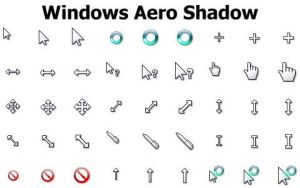 Windows Aero Shadow by Ausrif